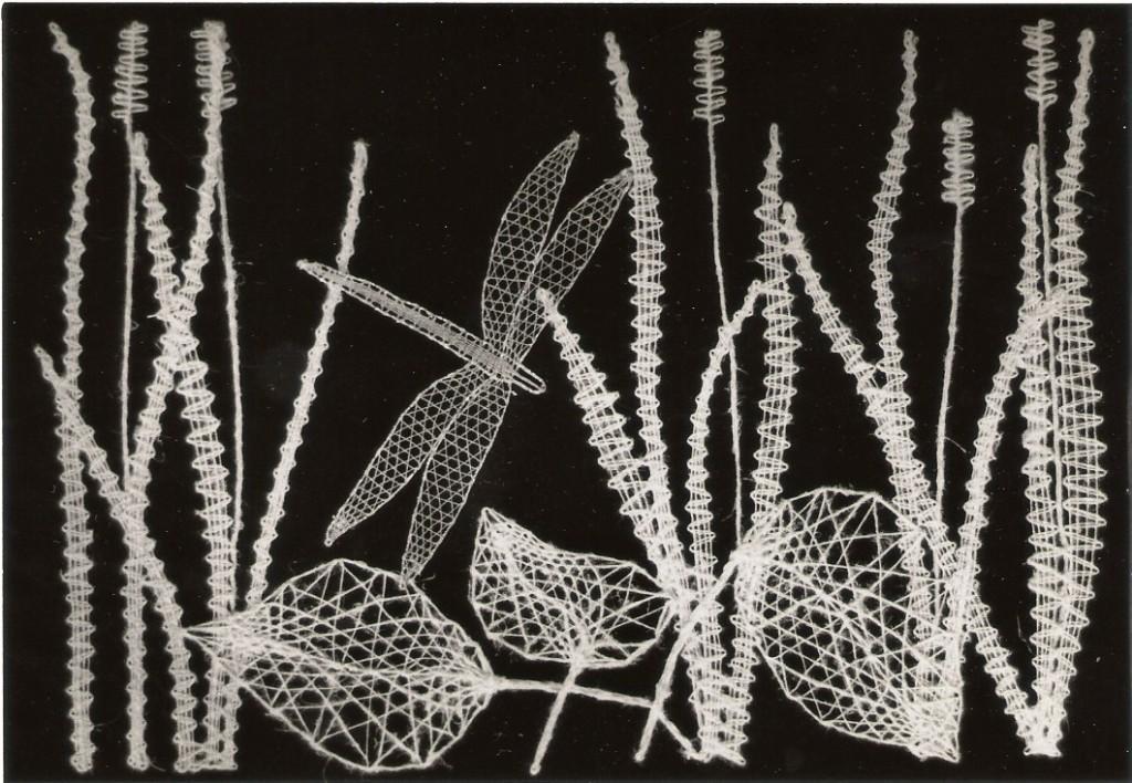 Vážky(28 cm x  16 cm)