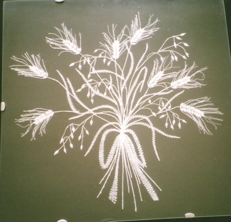 Dožínková kytice(prům. 60 cm)