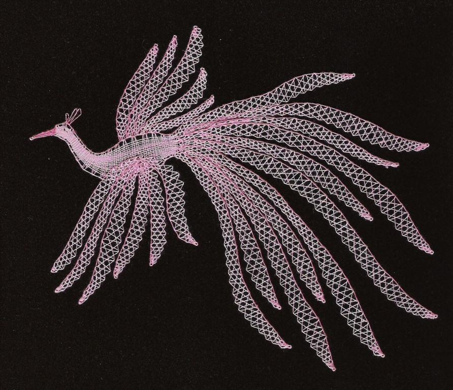 Ptáci(16 cm x  15 cm)
