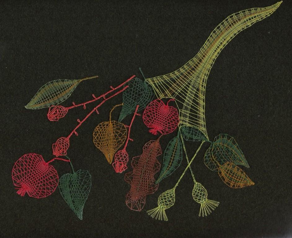 Rohy hojnosti - podzim(26 cm x  20 cm)